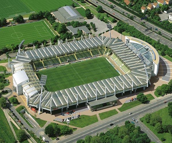 Stadion Leverkusen (bald)