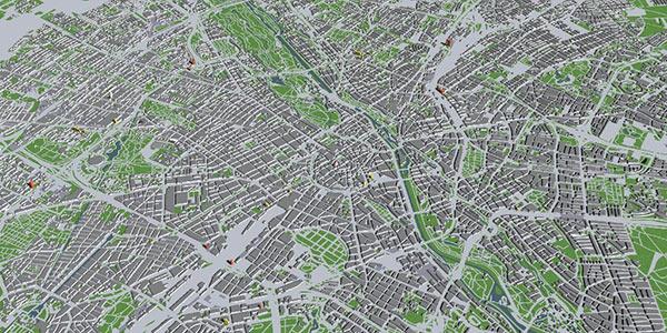 Einstieg in das Stadtmodell (LoD 1)