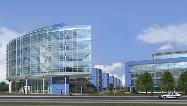 Campus M am Schatzbogen in München