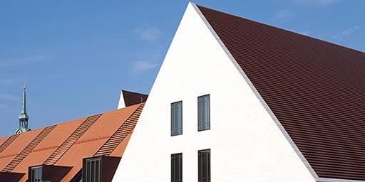 Alter Hof München (Ein Ausschnitt zum Neubau)