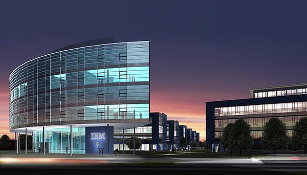 Headoffice IBM in München