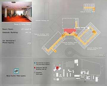 RoomFinder DLR