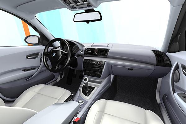 1er BMW in Echtzeit