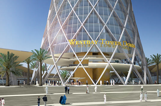 Westbay Tower Doha Qatar