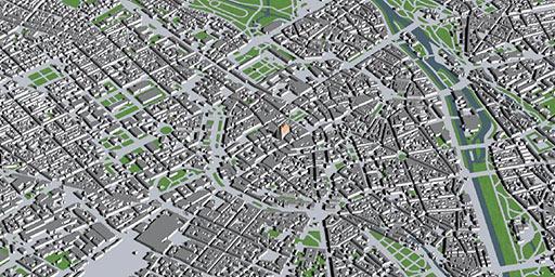 Stadtmodell München