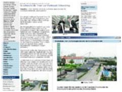 Das Brückenbauwerk in print- und online-medien