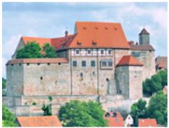 Die Cadolzburg