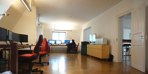 Arbeitsräume