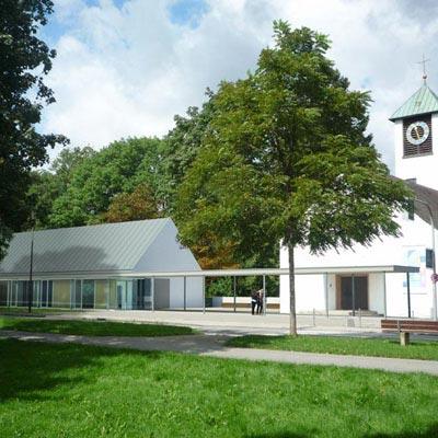 Friedenskirche Trudering