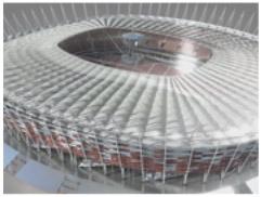 Stadion Warschau