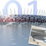 Stadien 2015 - Warschau & Berlin