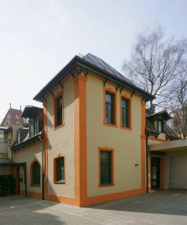 Kilderstraße - Hofgebäude