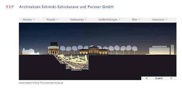 Konzertsaal unter dem Königsplatz